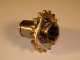 Standard Drivhjul P1/2-17