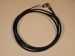 Givarkabel med kontakt M12 4-pol L=2m oskärmad