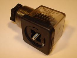 Kabelkontakt utan kabel 24V AC/DC kvadratisk