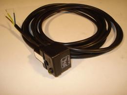 Kabelkontakt med likriktare 230V 3m
