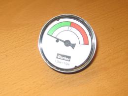 Returfilter Indikator visuell 1.2 bar Parker