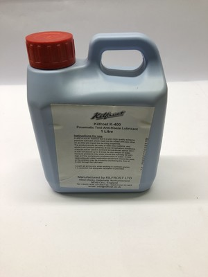 Kilfrost 400 Anti-freeze Lubricant 1liter pneumatik frost skydd